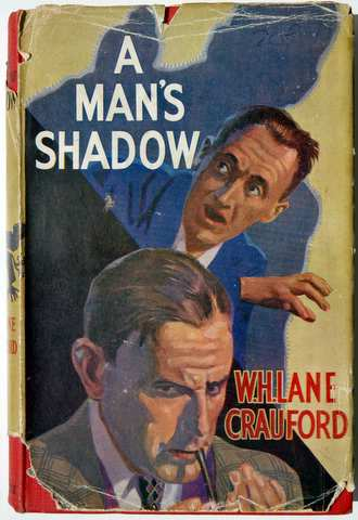 Cover of A Man's Shadow