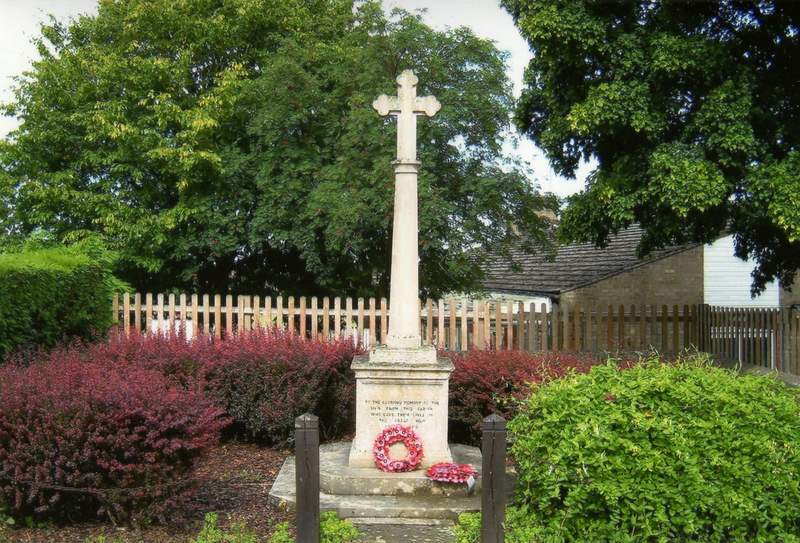 The Cottingham War Memorial