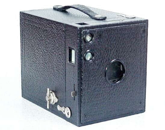 Box Brownie 3 camera