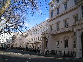 Carlton House Terrace, London