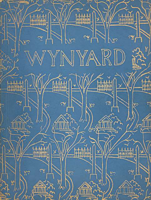 Cover of the Wynyard magazine 1948 edition