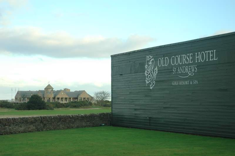 The Spa and The Clubhouse