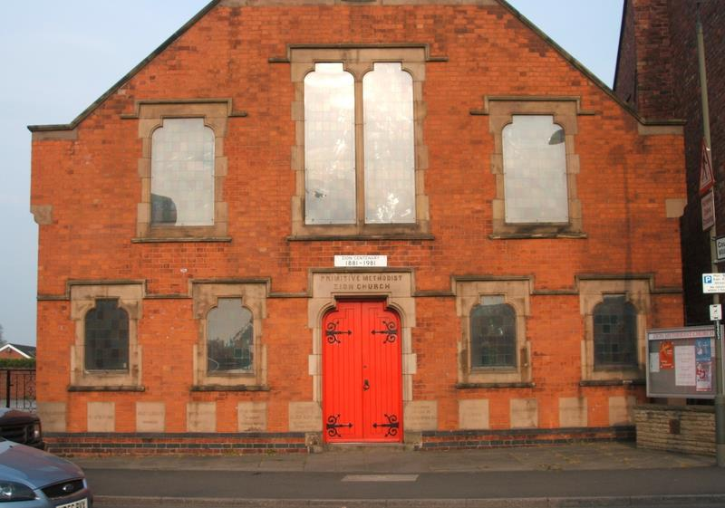 Zion Baptist Chapel, South Normanton: George Haywood's story part 2
