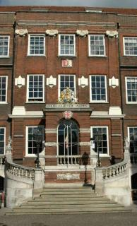 The College of Arms, London