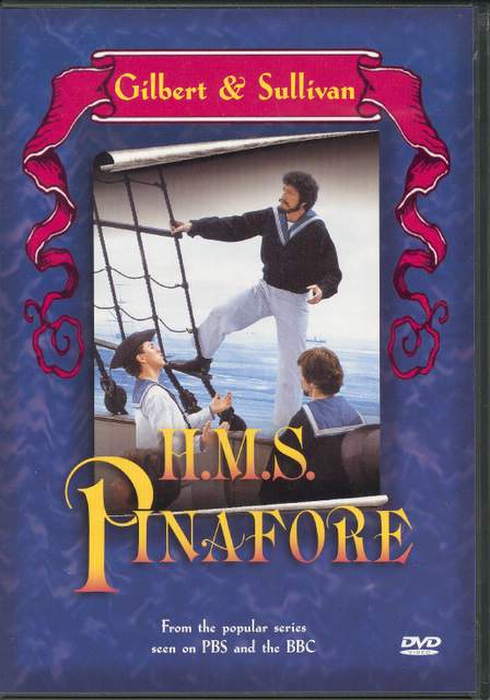 'HMS Pinafore' from The BBC DVD collection