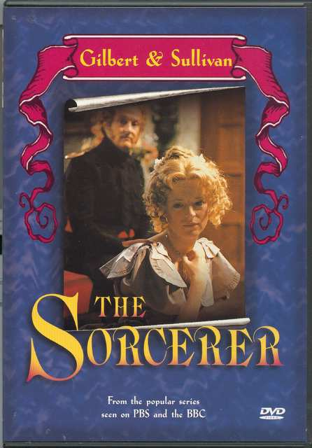 'The Sorcerer' from The BBC DVD collection