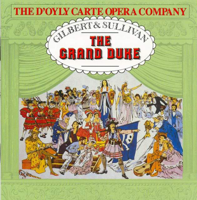 The Grand Duke CD: Access the review