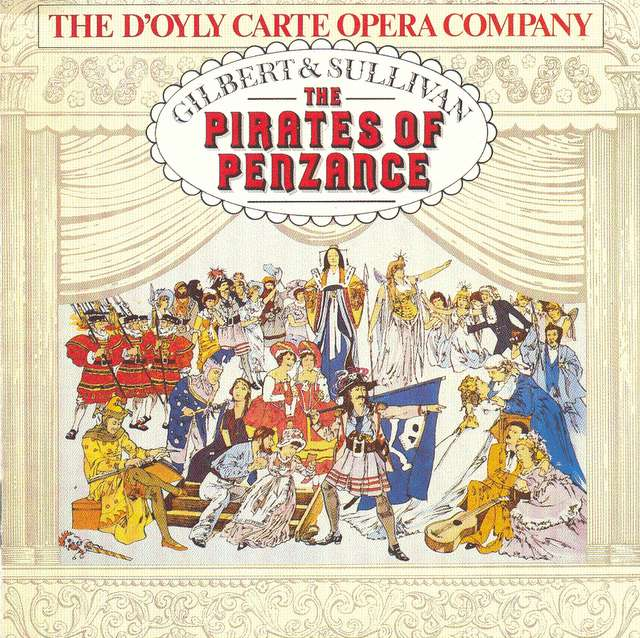 Pirates of Penzance CD: Access the review