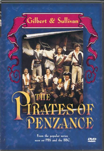 'Pirates of Penzance' from The BBC DVD collection