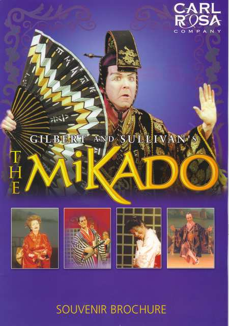 The Mikado: Carl Rosa Opera