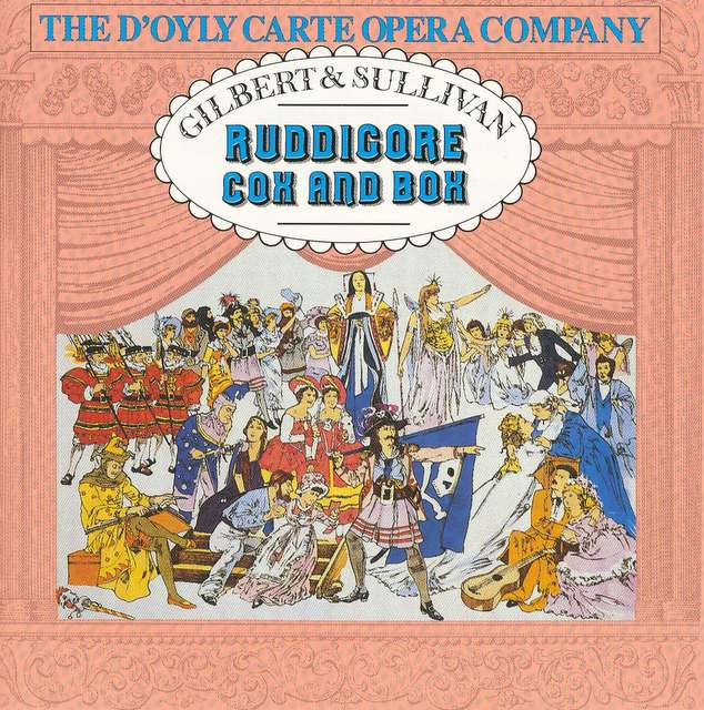 Ruddigore CD: Access the review
