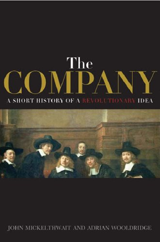 The Company book cover