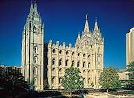 Utah temple: Access the article