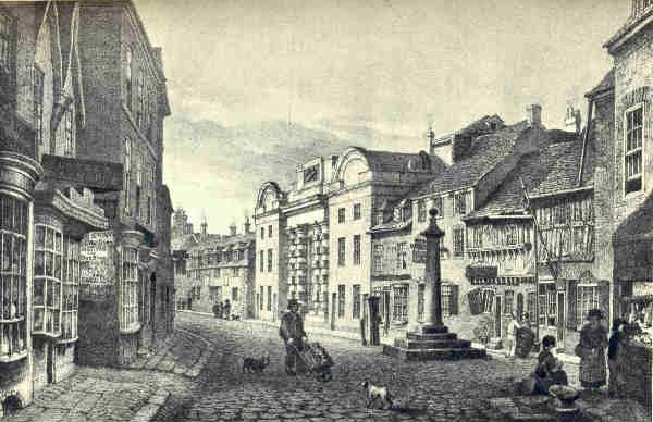 The Old Borough Gaol, Highcross Street, Leicester