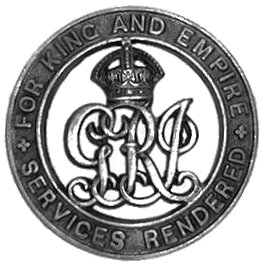 The WWI Silver War Badge: Read about the Moores and Walpoles at war
