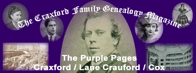 The Craxford Family Magazine Purple Pages